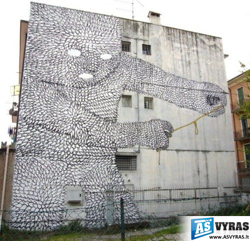 graffiti menas
