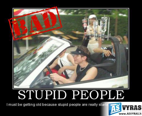 kvaili žmonės