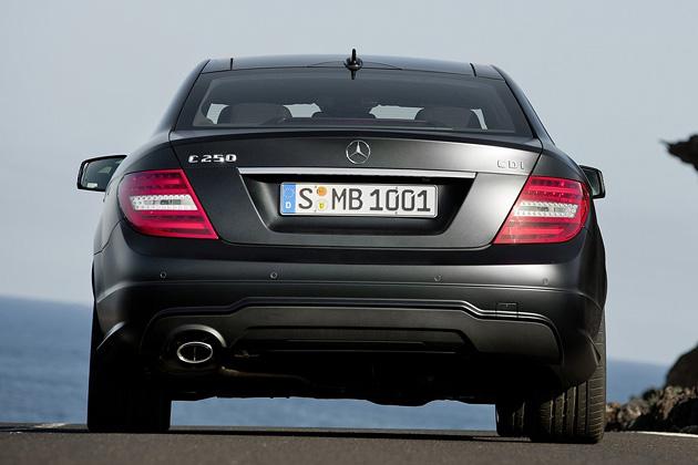 Mercedes Benz C-Class 2012