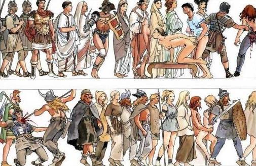 Senovės istorija