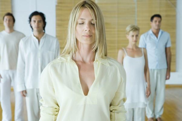 harmonija ir meditacija