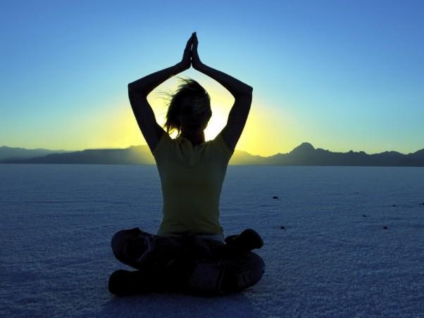 naujoko meditacija