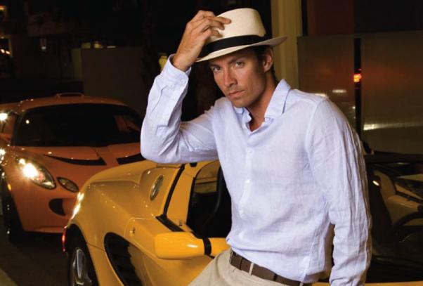 Panamos skrybėlė