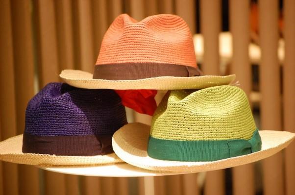 Panamos skrybėlės
