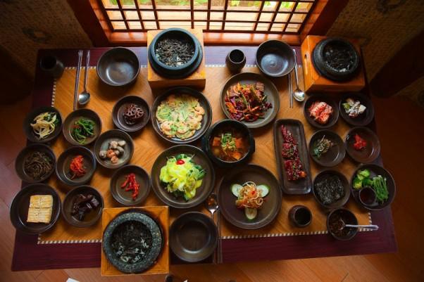Pietų Korėjos virtuvė