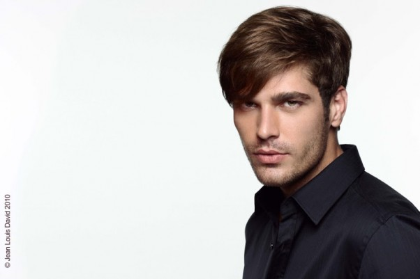 Vyriškos šukuosenos stilius