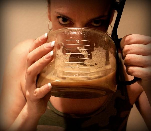 Kavos žala ir priklausomybė