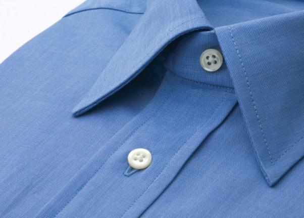 Mėlyni vyriški marškiniai