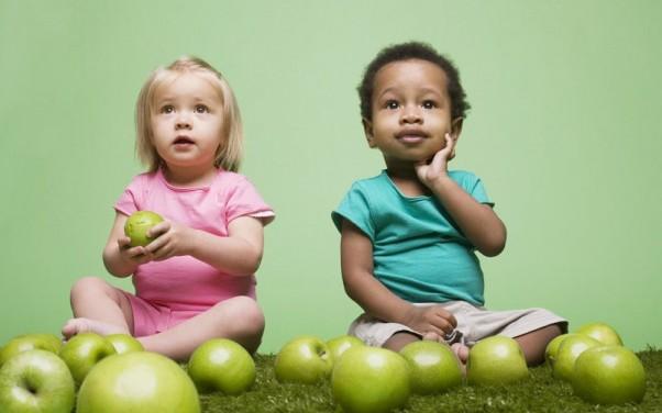 Nitratai veikia vaikus