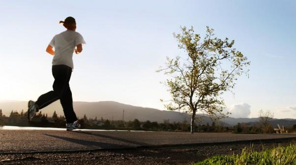 Bėgioti rytais