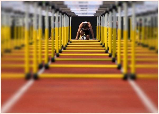 Koncentracija ir nusiteikimas bėgimui