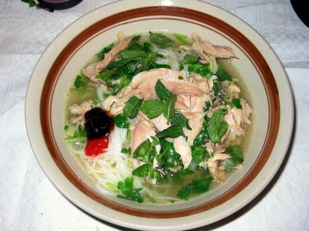 Vietnamietiška sriuba Fo Pho