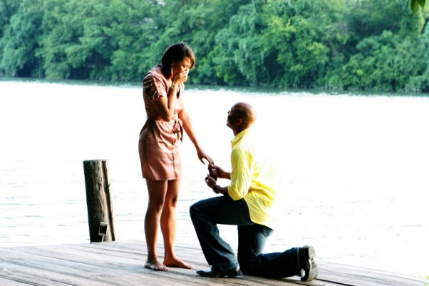 Ar tekėsi už manęs