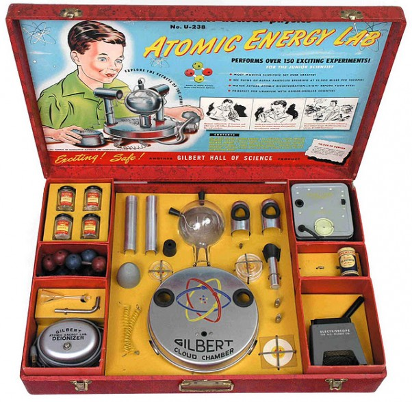 Branduolinės energijos laboratorija vaikams