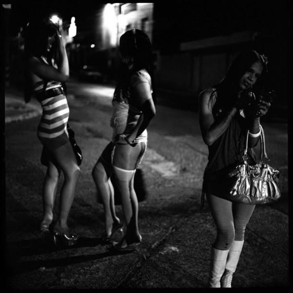Prostitutės, prostitucija