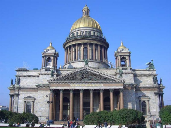 Isaakijaus soboras katedra