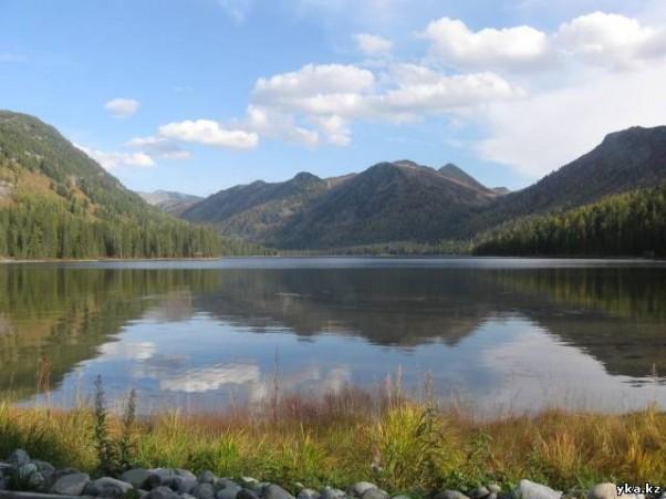 Kazachstanas negyvas ežeras