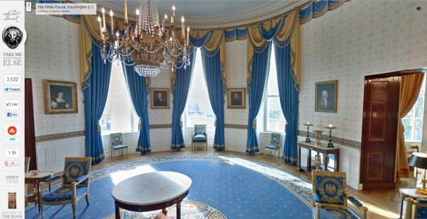 Baltieji rūmai Vašingtone