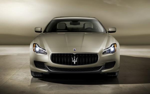 Automobilių naujienos Maserati Quattroporte 2013