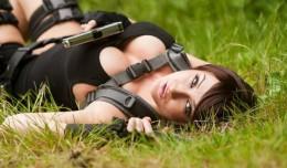 Seksualios merginos Lara