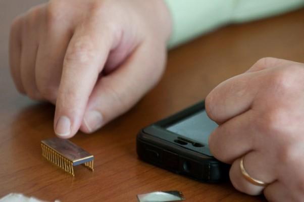 NanoTritium baterija