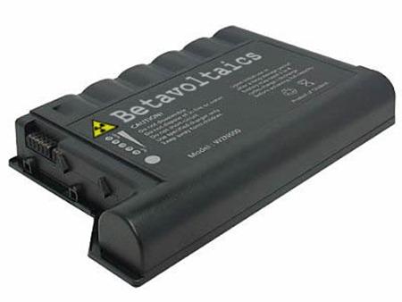 Nanotričio baterija