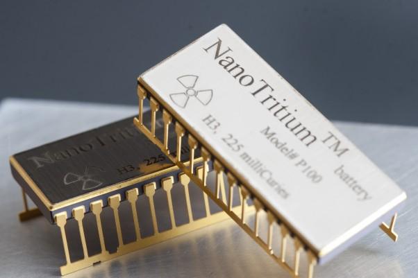 Nanotričio baterija, veiksianti 20 metų