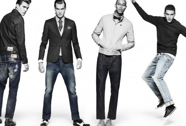 Vyrų mados tendencijos 2013