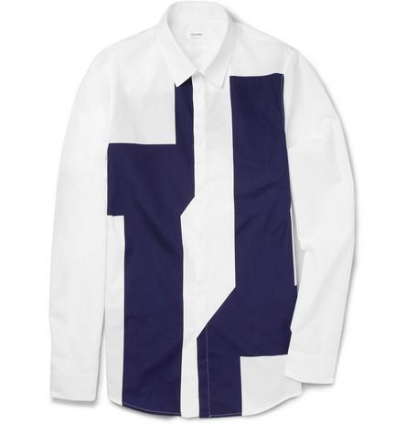 Jil Sander vyriški marškiniai