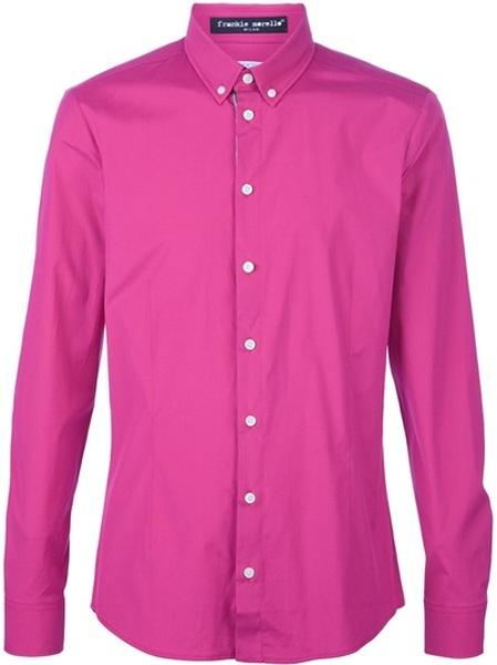 Frankie Morello vyriški marškiniai