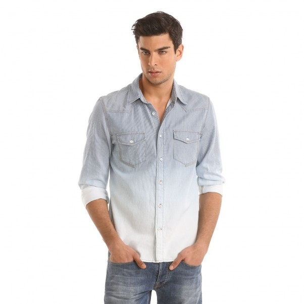 Guess: Hofmann Sideeinder vyriški marškiniai