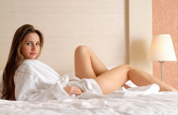 Kas vyskta moters organizme sekso metu
