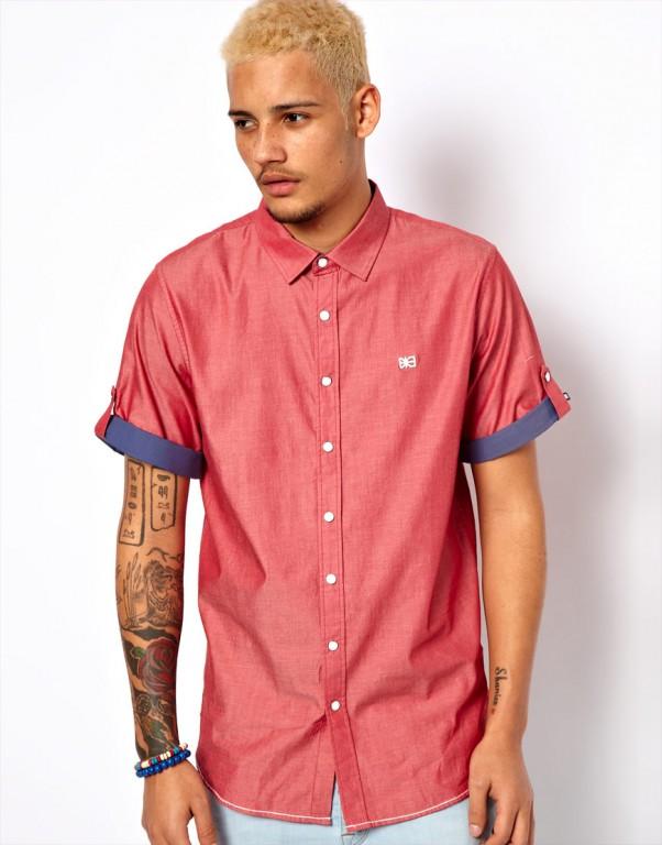 Makia vyriški marškiniai