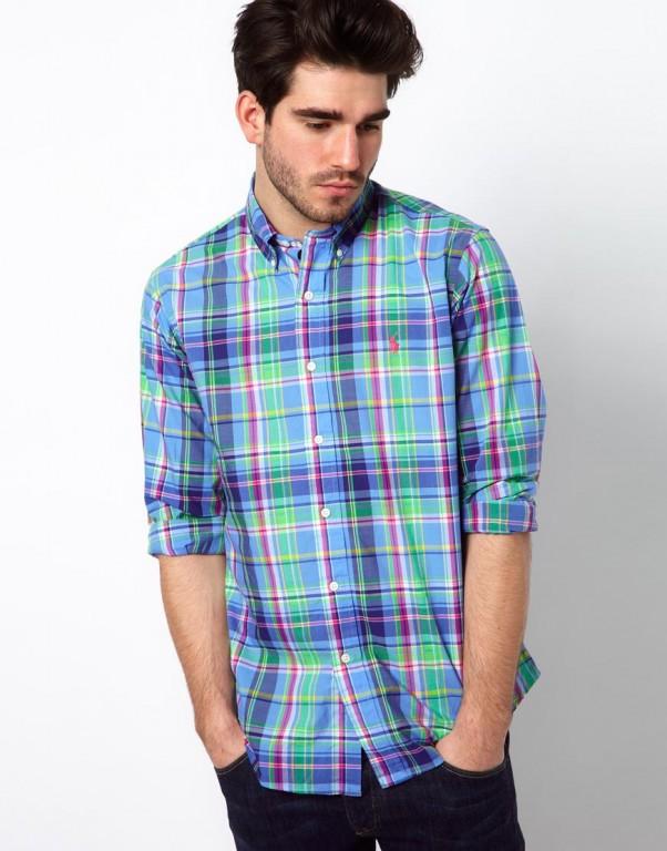 Polo Ralph Lauren vyriški marškiniai