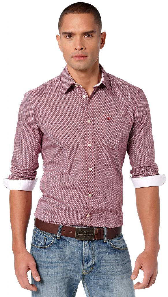 Tom Taylor vyriški marškiniai