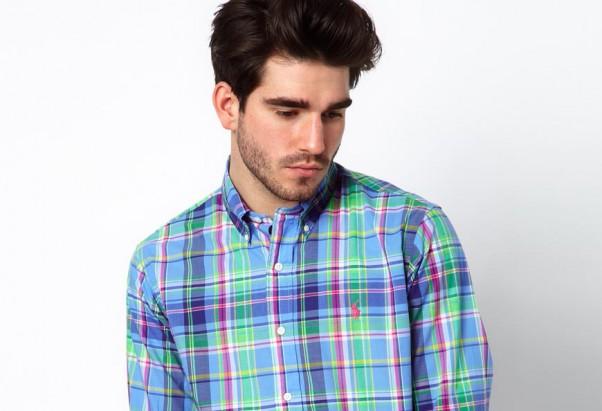 Vyriški marškiniai 2013 pavasaris-vasara