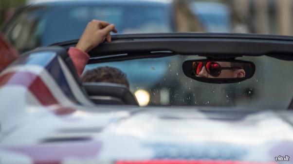 Gumball 3000 Vilnius: Koenigsegg