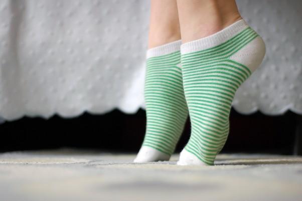 Emocinė gimnastika: vaikščiojimas ant pirštų galiukų