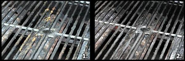 Kaip nuvalyti grilio groteles