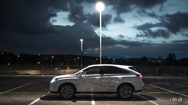 Lexus RX 450h F Sport automobilis
