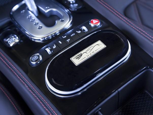 Bentley Continental GT W12 Le Mans Edition Automobilis 2014 salono apdaila
