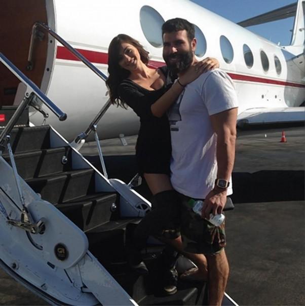 Dan Bilzerian lėktuvas