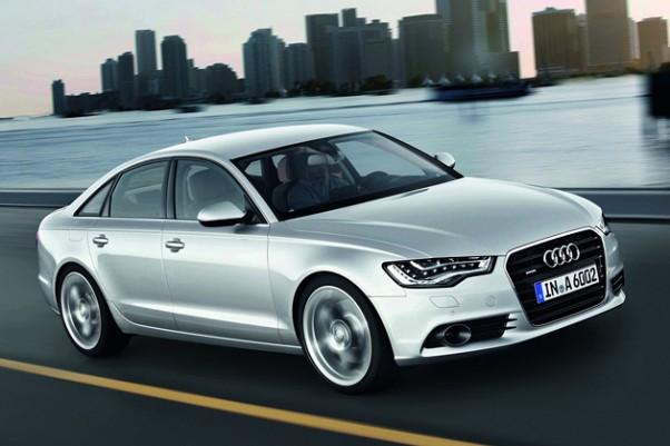 Audi A6 2012 dizainas atskleistas