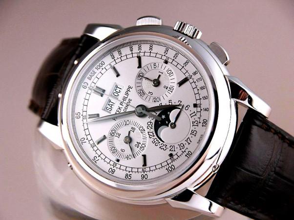 Prezidentų laikrodžiai – prabangos riba