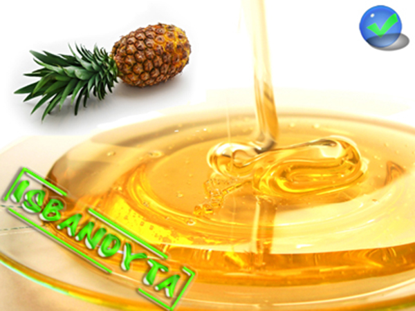 Ananasinis smaližių masalas