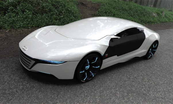 Audi A9 - prabanga ir galia