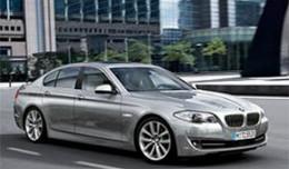 Naujų 5 serijos BMW parduota visame pasaulyje keturiems mėnesiams į priekį