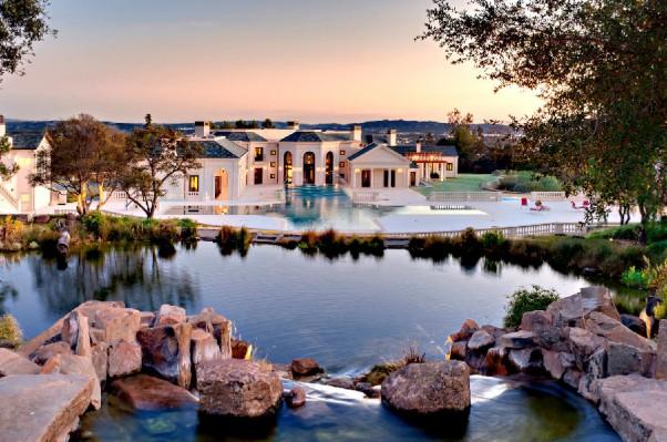 Bradbury Estate - svajonių namai, kainuojantys $78.000.000!