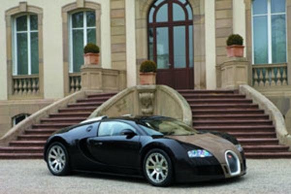 Bugatti Veyron - maksimalus greitis