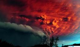 Čilės ugnikalniai atrodo neįtikėtinai